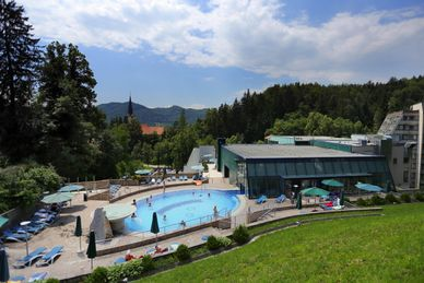Hotel Vita Slovenien