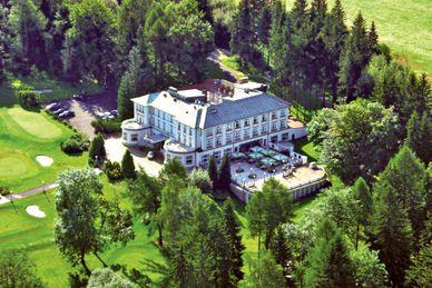 Parkhotel Golf Mariánské Lázně Tjeckien