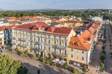 Kurhaus Savoy Tjeckien