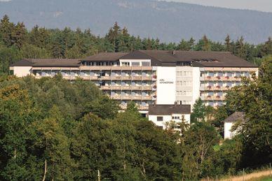 Hotel Alexandersbad Tyskland