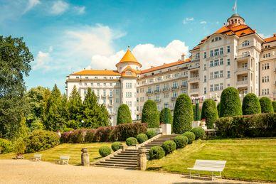 Hotel Imperial Tjeckien