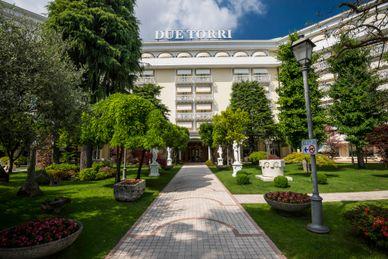 Hotel Terme Due Torri Italien