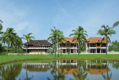 Meiveda Ayurveda Beach Resort Indien