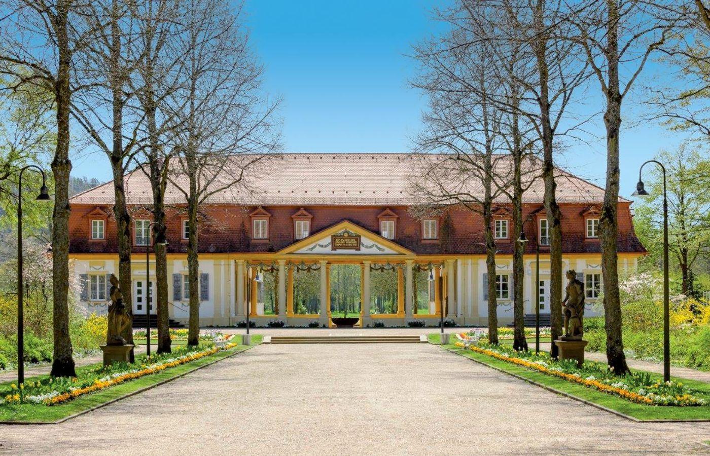 Stalbad for hotell och restauranger