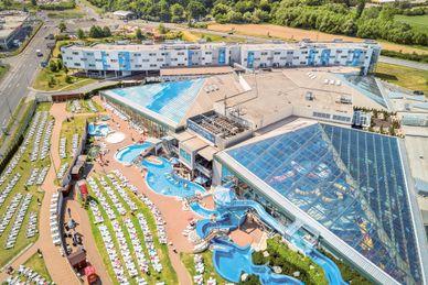 Aquapalace Hotel Prag Tjeckien