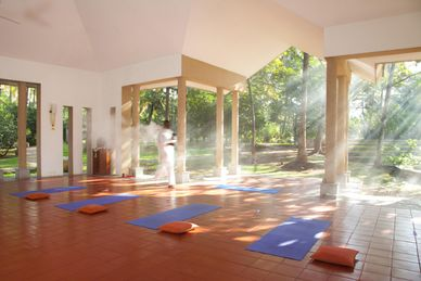Shreyas Yoga Retreat Indien