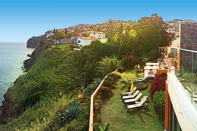 Avkoppling på Madeira
