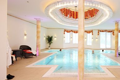 Privathotel & Spa Post an der Therme Tyskland