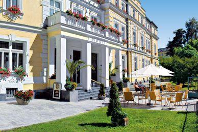 Monti Spa Hotel Tjeckien
