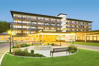 Hotel Königshof Tyskland