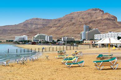 Daniel Dead Sea Israel