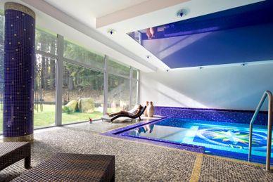 Spa & Wellnesshotel St.Moritz Tjeckien