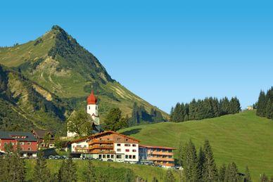 Boutique hotell Mittagspitze Österrike
