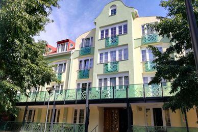 Hotel Erzsébet Ungern
