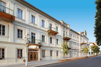 Spa & Kurhotel Praha Tjeckien