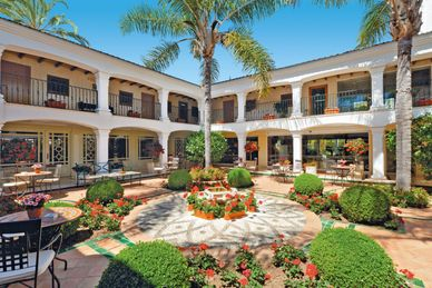 Los Monteros Spa & Golf Resort Spanien