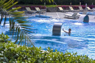 Hotel Terme Bristol Buja Italien