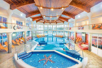 Hotel Európa fit Ungern