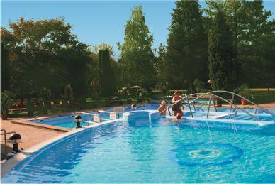 Ensana Thermal Sárvár Health Spa Hotel Ungern