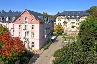 relexa hotel Bad Steben Tyskland