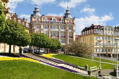 Hvězda Ensana Health Spa Hotel Tjeckien