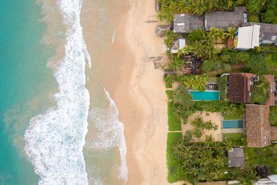 Roman Beach Hotel Sri Lanka