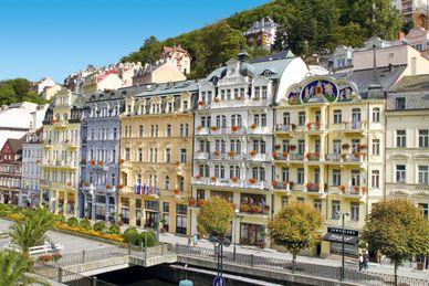 Vistelse Karlovy Vary