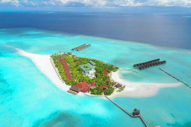 Dhigufaru Island Resort Maldiverna