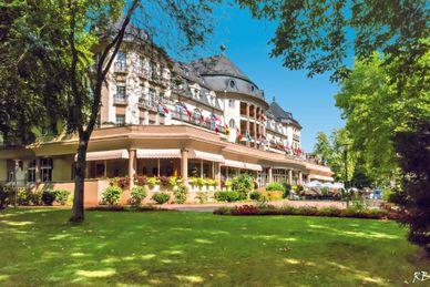 PK Parkhotel Kurhaus Tyskland