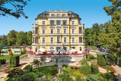 Kurhotel Imperial Tjeckien
