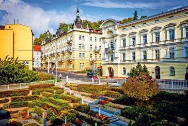 Hotel Reitenberger Tjeckien