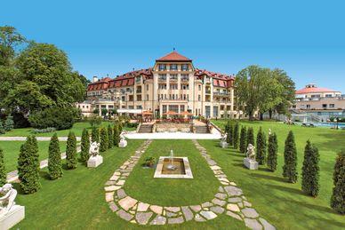 Thermia Palace Ensana Health Spa Hotel Slovakien