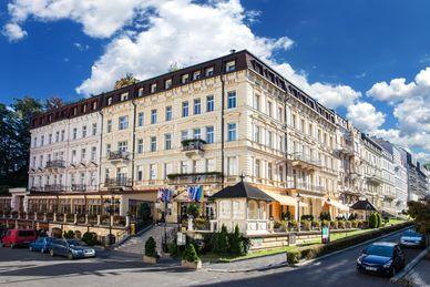 Kurhotel Kriván Tjeckien