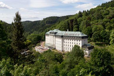 Kurhaus Radium Palace Tjeckien
