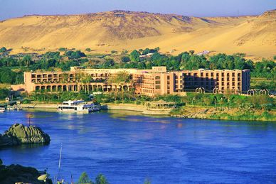 Slappna av vid Nilen