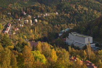 Kurhotel Behounek Tjeckien