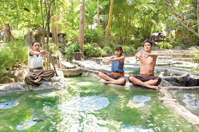 Wareerak Hot Spring & Wellness Thailand
