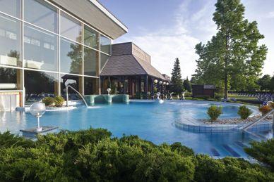 Danubius Hotel Bük Ungern