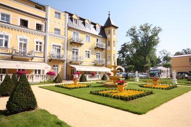 Hotel Bajkal Tjeckien