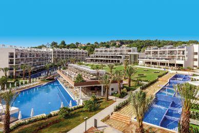 Hotel Zafiro Palace Palmanova Spanien