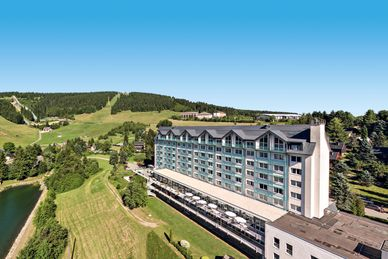 Best Western Ahorn Hotel Oberwiesenthal Tyskland
