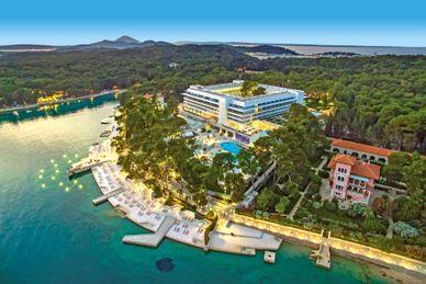 Hotel Bellevue Kroatien