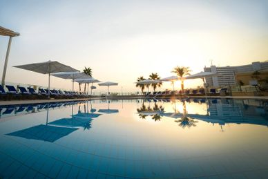 Hod Hamidbar Resort & Spa Hotel Israel