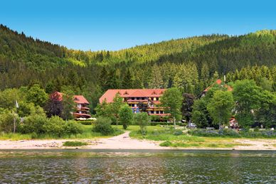 Avkoppling i Schwarzwald