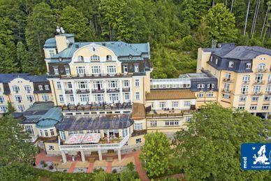 Kurhotel Royal Mariánské Lázně Tjeckien