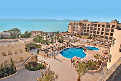 Avslappning vid Döda havet/Klimatkurvistelse