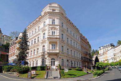 Hotel Slovan Tjeckien