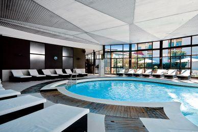 Hotel Terme Igea-Suisse Italien
