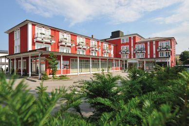 Hotel Füssinger Hof Tyskland