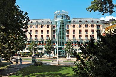 Orea Spa Hotel Cristal Tjeckien
